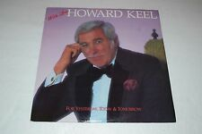 Howard Keel~With Love~For Yesterday, Today, and Tomorrow~Silver Eagle~FAST SHIP