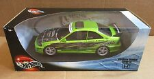 Hot Wheels Custom Honda Civic Si Super Street Wings West Car Die Cast 1:18 NEW