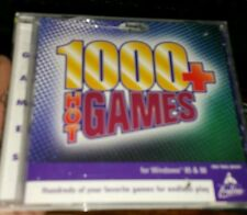 1000 + Hot Games PC GAME - FREE POST