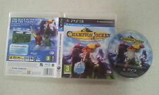 CHAMPION JOCKEY G1 Jockey & Gallop Racer Playstation 3 PS3
