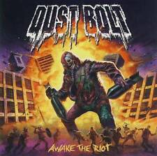 DUST BOLT - Awake The Riot - Aufkleber Sticker - Neu