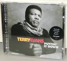 AudioQuest CD AQCD 1038: Terry Evans - Puttin' It Down - 1995 USA Factory SEALED