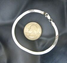 925 Sterling Silver Bracelet 8 inch - 20 centimeter 3.6 mm wide Diamond cut