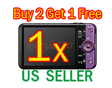 1x Sony CyberShot DSC-WX9 Camera LCD Screen Protector Guard Cover Film