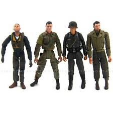 Free Ship 21st Century Toys 4 Ultimate 1:18 Soldier WWII German Usa Figures T121