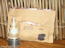 Vintage US Army 3CX100A5 Sealed Packages Vacuum TubeThis auction is for one tube