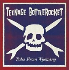 Teenage Bottlerocket Tales From Wyoming (Bonus Cd) coloured vinyl LP NEW sealed