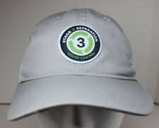 STAGE 3 SEPARATION SOLIDS CONTROL PUKKA TRUCKER MESH WHITE GREY/GRAY CAP/HAT