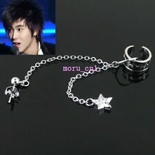 Korean Tohoshinki TVXQ DBSK Yunho U-know Star Ear Clip