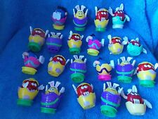 Lot of 21 * M & M's * Easter * Figurine * In Egg Shell & Basket