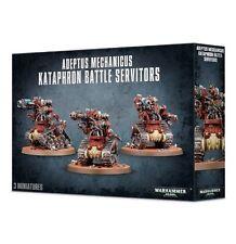 AD Mech kataphron batalla servitors-Warhammer 40,000 40K-Games Workshop