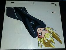 Japanese animation (Anime) cel Rio from Burn Up W/Burn Up Excess