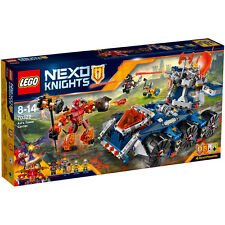 Lego Nexo Knights Axl's Tower Carrier 70322 NEW