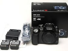 Panasonic lumix dmc-gh4 16,0 MP + outils