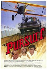 THE PURSUIT OF D.B. COOPER Movie POSTER 27x40 Robert Duvall Treat Williams