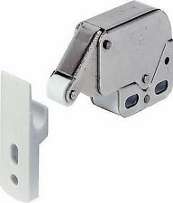 NEW Mini Touch Catch Latch Cabinets Caravan Motorhome Cupboard Doors complete