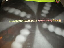 Melanie Williams Everyday Thang NEW VINYL Frankie Knuckles Judge Jules Mike Skin