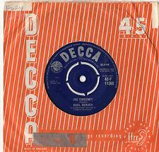 "Karl Denver - Joe Sweeney 7"" Single 1961"