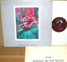 RCA SHADED DOG 1s/1s Arnold HOMAGE to the QUEEN IRVING Degas Art Cover LM-2037