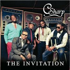 C SHARP BAND - THE INVITATION  CD  13 TRACKS REGGAE  NEU