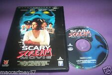 DVD SCARY SCREAM MOVIE FILM HORREUR ET COMEDIE DEJANTEE
