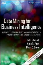 Data Mining for Business Intelligence :Concepts, Techniques, and app. BRAND NEW!