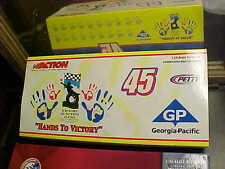 Rare Kyle Petty #45 Georgia Pacific Hands To Victory 2003  Dodge Intrepid 2,868