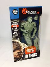 Loot Crate DX December 2016 - Exclusive Gears of War 4 JD Fenix Proof Figure
