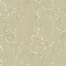 Neoclassical Damask Wallpaper in Taupes, Ivory & Cream  per Double Roll  GL4716