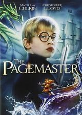 Pagemaster, The [G/DVD] Macaulay Culkin, Christopher Lloyd DNY [Trailer Inside]