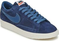 NIKE MEN'S BLAZER VINTAGE PREMIUM DENIM SUEDE PRM VNTG 443903-402 NEW IN BOX NIB