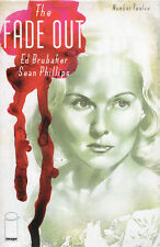 Us cómic Pack the fade out 9-12 Image Ed Brubaker inglés