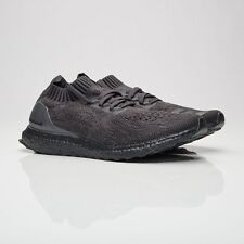 Adidas Ultra Boost Uncaged Triple Black BA7996 Men Size US 11 New 100%Authentic