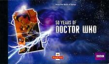 [39911] Great Britain 2013 Doctor Who Tv movie Prestige Booklet MNH DY6