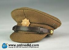 DRAGON DREAMS 1/6 SCALE LOOSE WW II BRITISH COLMAN OFFICERS CAP