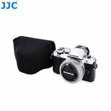 JJC Mirrorless Camera Pouch Case Bag Fr Fujifilm X-T10 X-A3 A2 A1+18mm/35mm Lens
