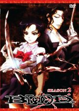 Blood + Part 2 DVD English or Japanese Audio Episodes 26-50 Number of Discs 2