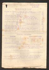 """PARIS (XIX°) CONCESSIONNAIRE TRACTEURS & MATERIEL AGRICOLE """"Mc CORMICK"""" en 1923"""