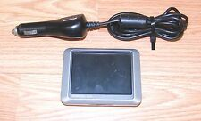 "Genuine Garmin Nuvi 200 Automotive 3.5"" Touch Screen GPS & Charger Bundle *READ*"