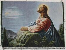 "Gobelin tapestry ORTHODOX Icon of Jesus Christ Agony in the Garden - 12""x16"""