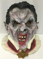 Dracula Vampire Mask Latex Paper Magic Group Halloween Costume Theater Cosplay
