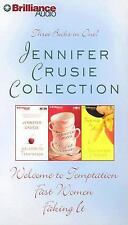 The Jennifer Crusie Collection : Welcome to Temptation, Fast Women, and Faking I