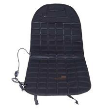Car Seat Adjustable Heater Thickening Heated Pad Cushion Winter Warmer Cover 12V