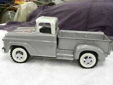 1958 Tonka Pickup- Custom Painted- Custom Diamond Plate Bed Floor- Restored