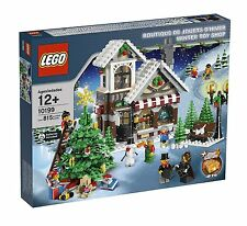 Lego Winter Toy Shop 10199 Sealed MISB