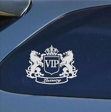 Unique Style VIP The Lion Lovely Cartoon Car Sticker Window Sticker Vinyl Decal