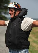Armored Air Airbag Motorcycle City Vest Safety Airbag System Sizes From S to 5XL