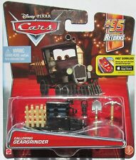 VOITURE DISNEY PIXAR CARS Galloping Geargrinder - New 2016 #95 Returns Series