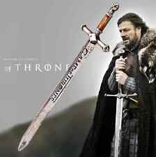 GAME OF THRONES NED STARK SWORD LETTER OPENER **NEW** XMAS STOCKING FILLER