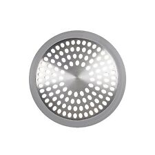 Oxo Good Grips Bath Tub Sink Filtre Drain Protector Stainless Steel Hair Catcher